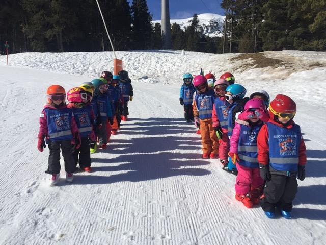 club esqui descens escola esqui racc